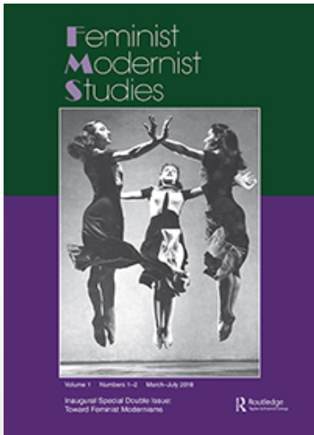 Feminist Modernist Studies Cover